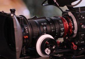 Canon 4K CN-E 18-80mm T4.4 Compact-Servo Lens