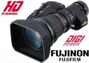 Fujinon 17x7.6 BERM HD Lens with 2x