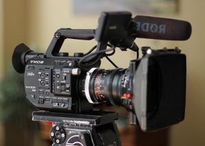 Sony FS5 UHD, 2K and 1080 HD Camcorder