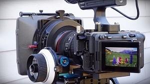 Sony FX3 Cinema Line Full-frame Camera